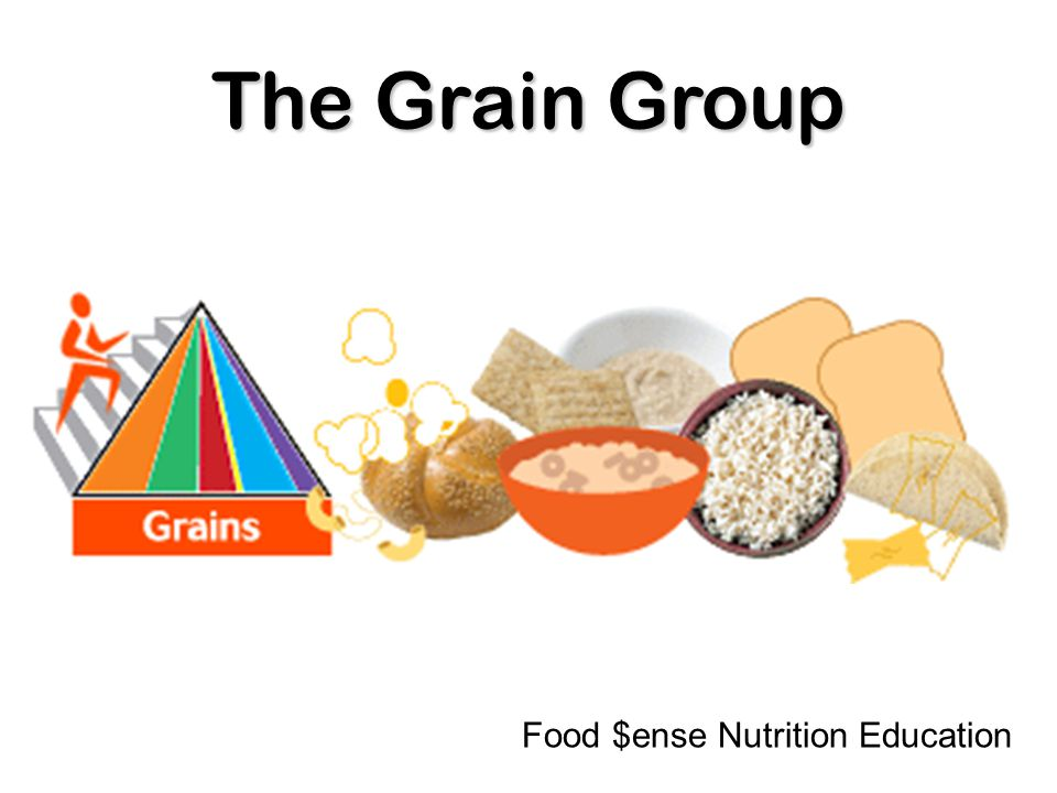 list of foods in the grain group livestrongcom