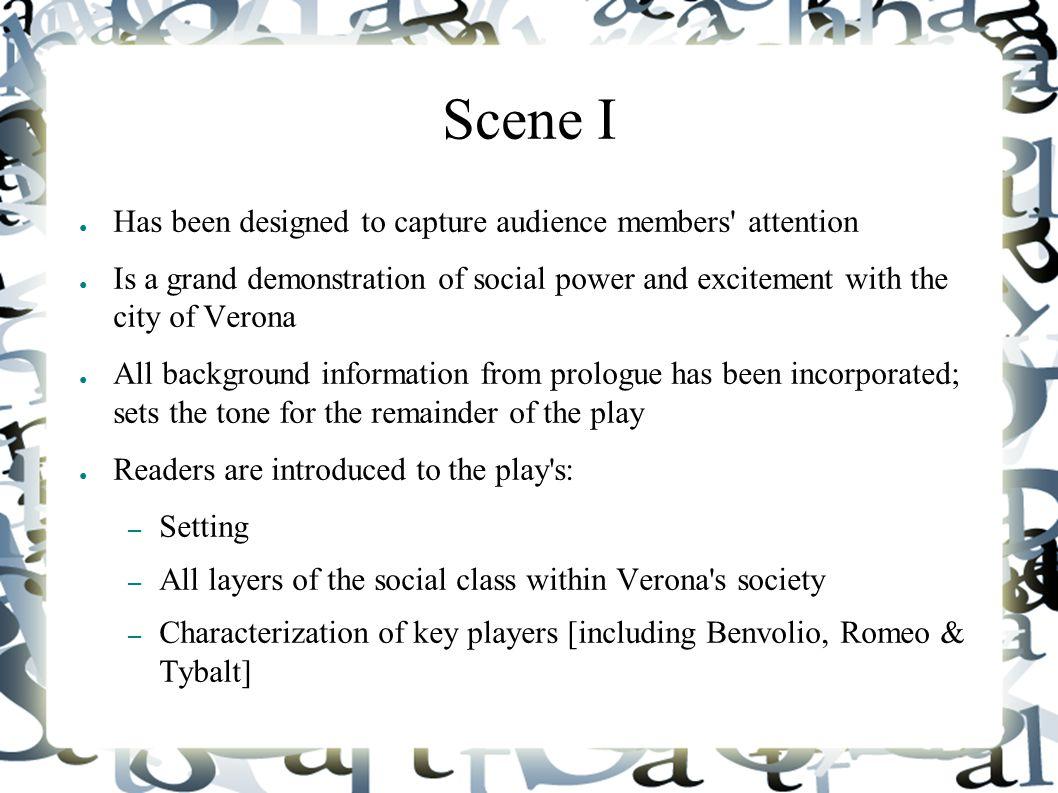 romeo and juliet social class