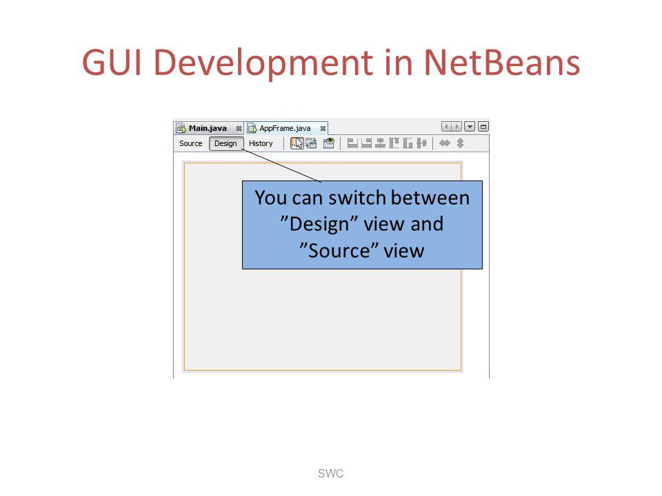 GUI Programming using NetBeans  What is a GUI ? GUI