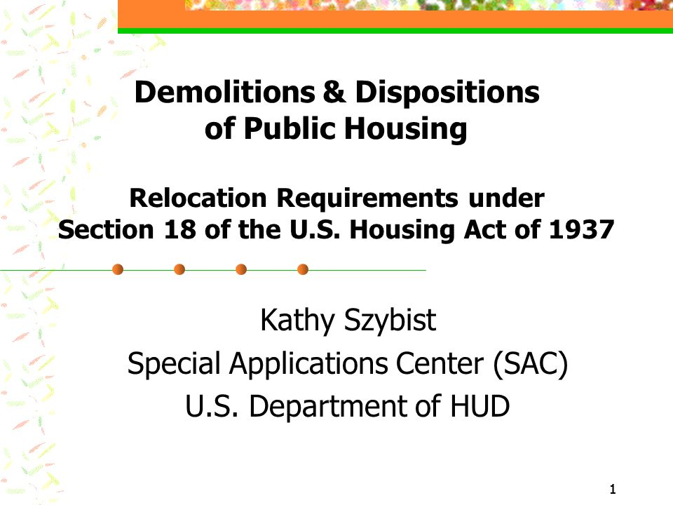 11 Kathy Szybist Special Applications Center (SAC) U S