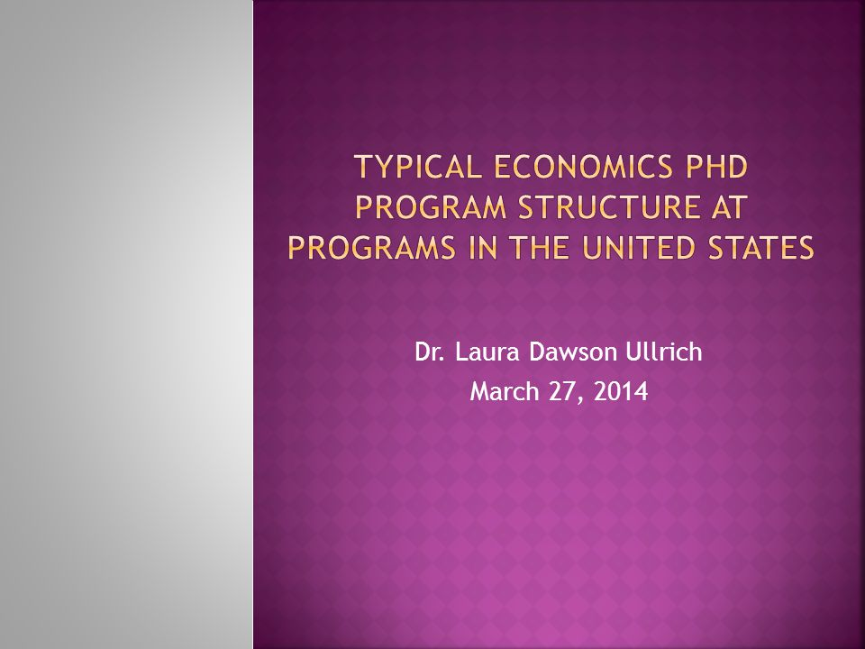 Dr. Laura Dawson Ullrich March 27, 2014
