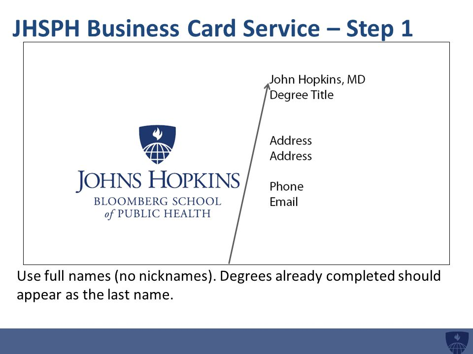 Jhsph business card service step 1 use full names no nicknames jhsph business card service step 1 use full names no nicknames colourmoves