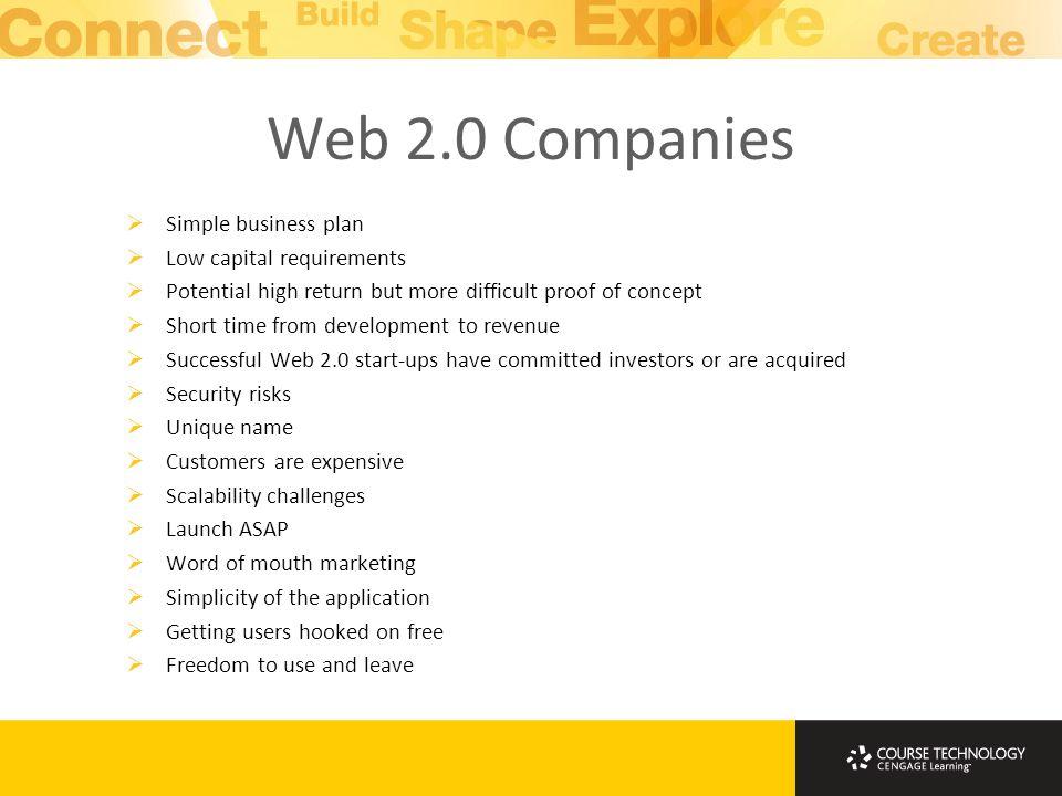 web 2.0 endeavors
