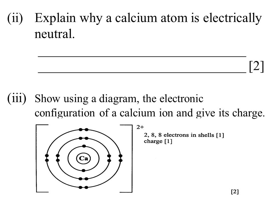 1 Gcse Questions And Answers Atomic Structure And Bonding Remember