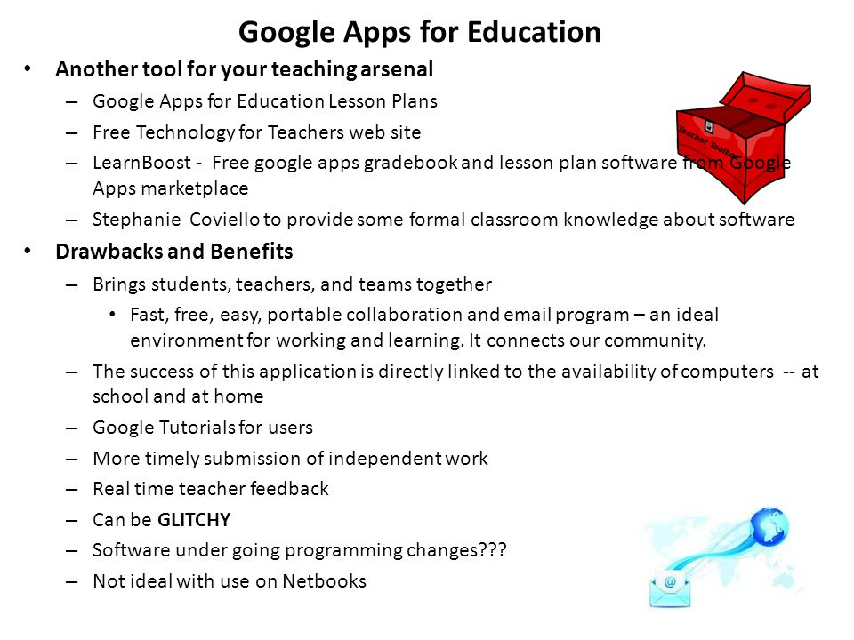 student home google apps