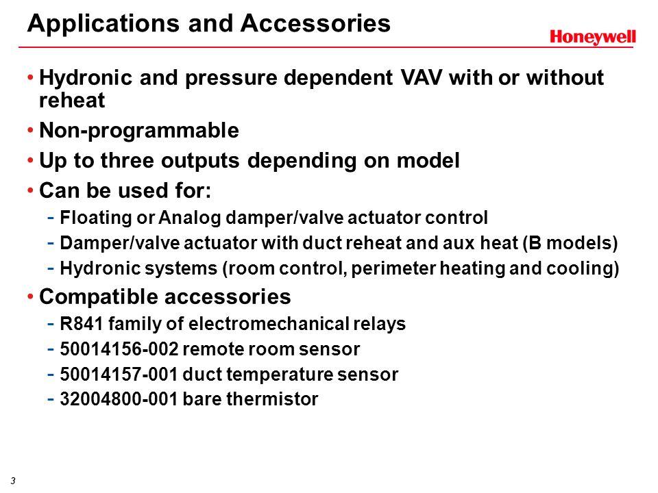 ZonePRO™ Modulating Thermostats Technical Training July 10