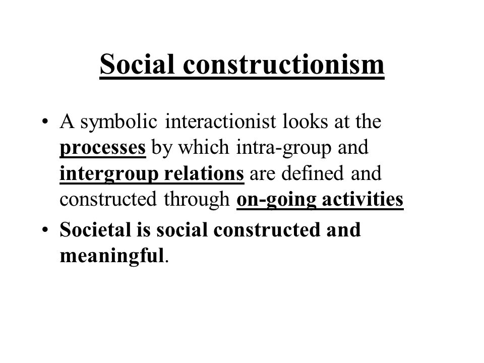 Sociological Paradigms On Ethnicity Structural Functionalism