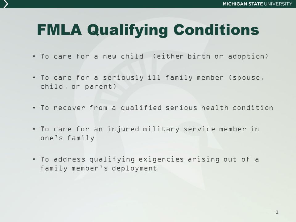 Fmla The Supervisors Role What Is Fmla The Family And Medical