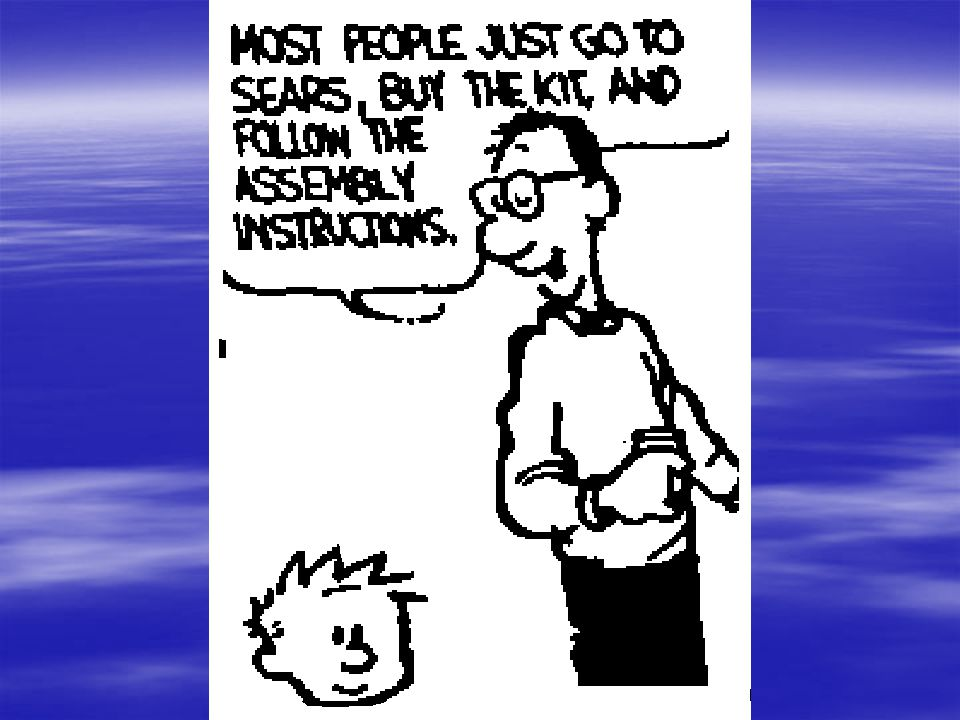 As Calvin Sees Things...