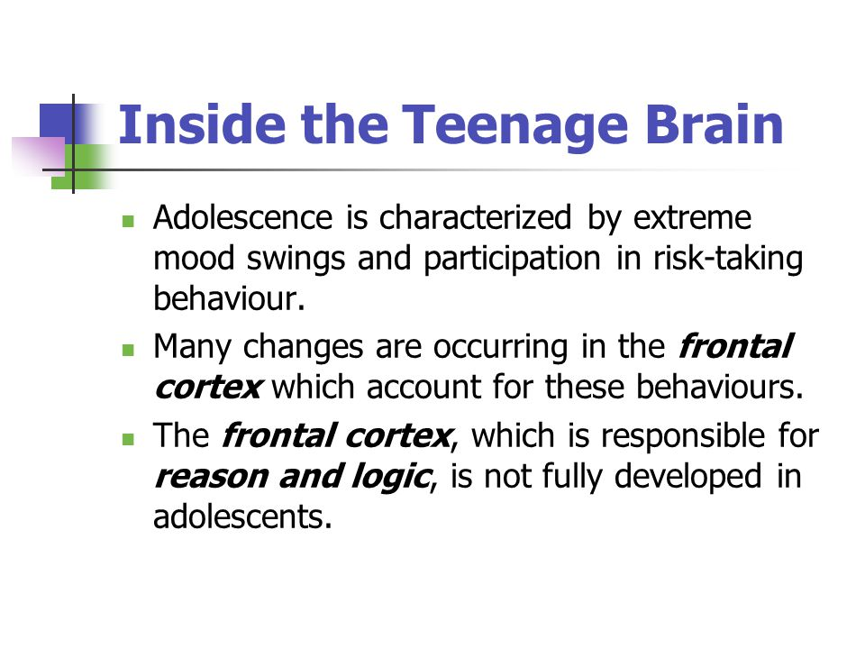 an introduction to risk and risk taking behaviors Adolescent risk and  introduction adolescents  conventional wisdom of adults' views of adolescent behavior others, however, take risks because they feel.