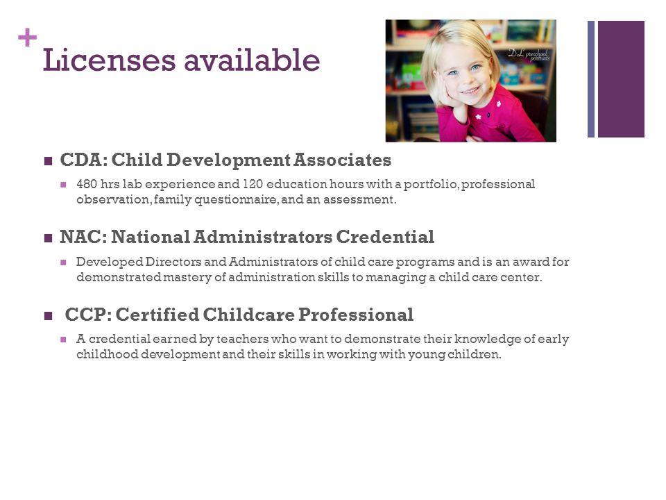 Utah Child Care Licensing Standards Director Qualifications Minimum