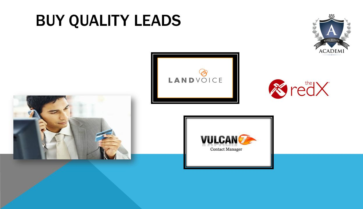 BUY QUALITY LEADS