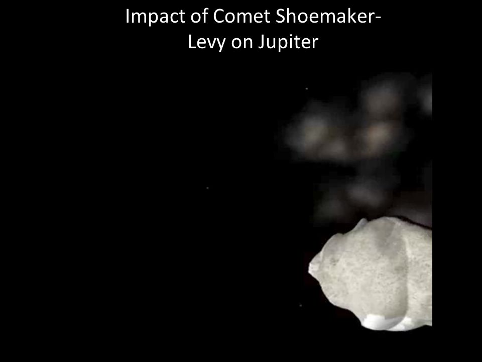 Astronomical Doomsday Scenarios  Comet and Asteroid Impacts