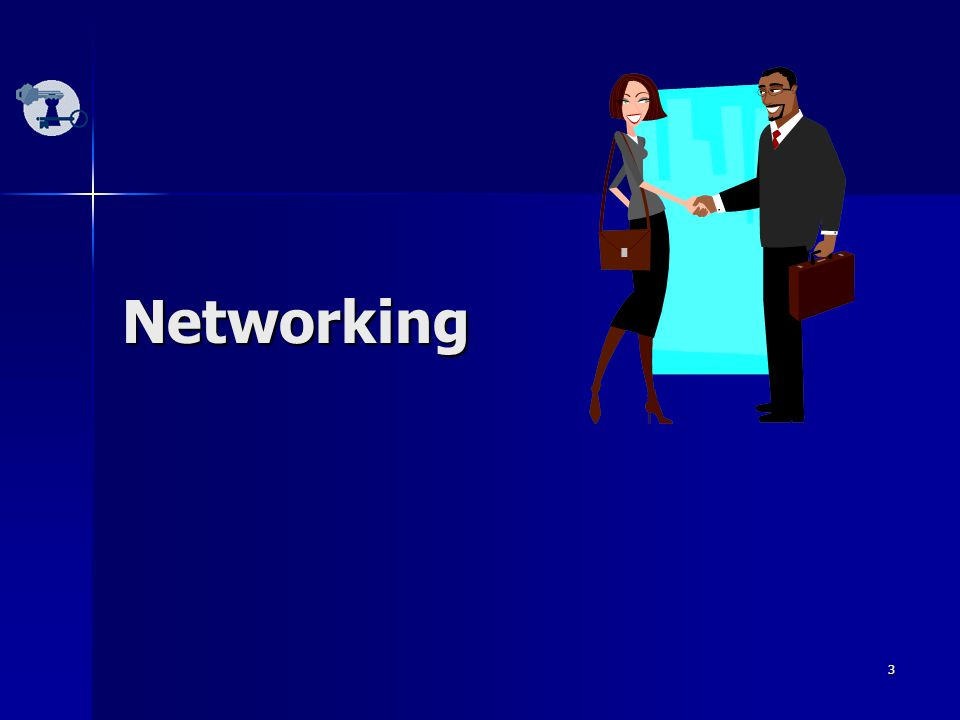 3 Networking