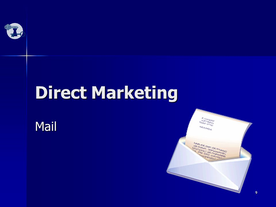 9 Direct Marketing Mail