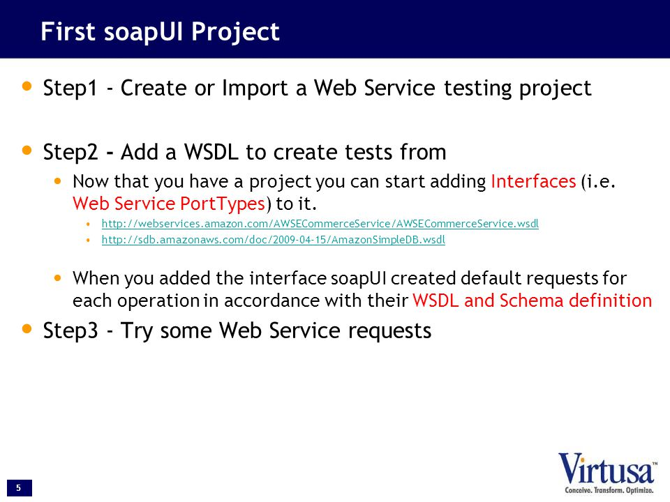 Introduction to soapUI Presented by Kushan Athukorala  - ppt download