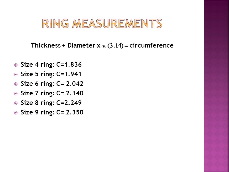 Desired metal: U se a length of metal that matches your desired ring