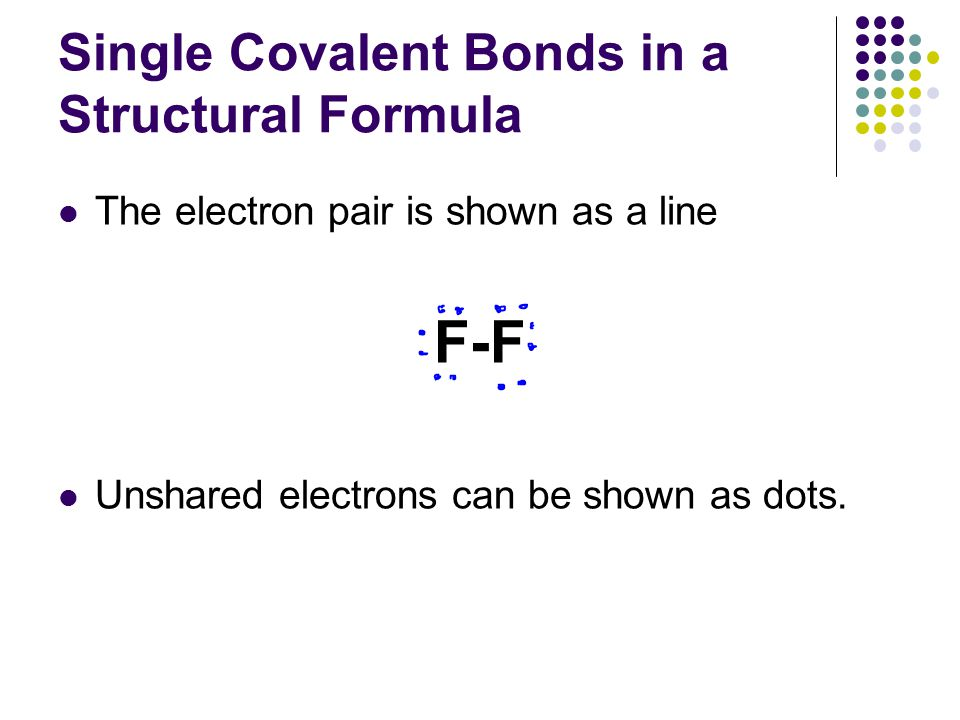 Types Of Covalent Bonds Rules For Writing Lewis Dot Structures Of