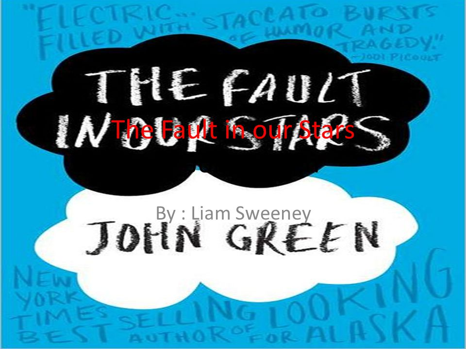 what is the fault in our stars theme