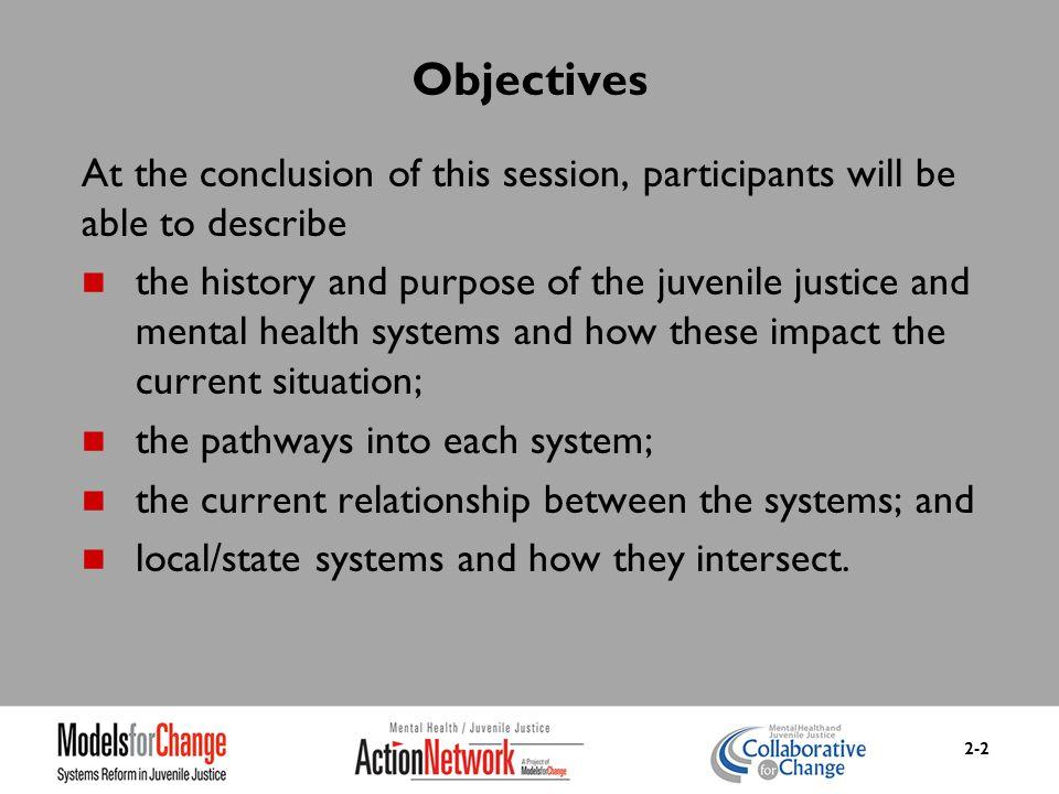 Mental Health Training Curriculum For Juvenile Justice
