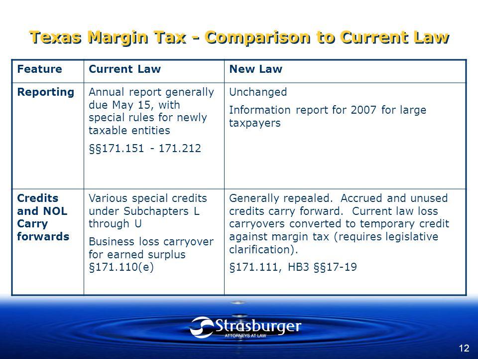 Texas Margin Tax On Business Entities 2 Texas Margin Tax Agenda