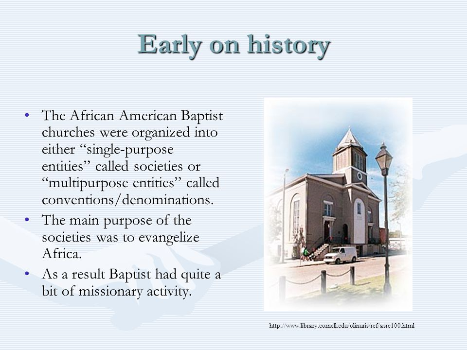 African-American Churches Resistance, Survival, Spirituality