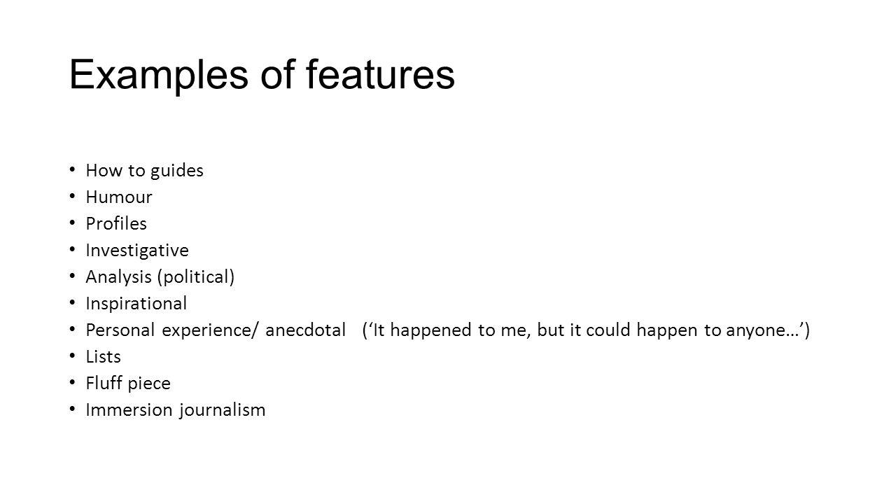 investigative journalism techniques