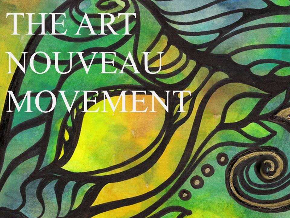Organic Design Art Movement