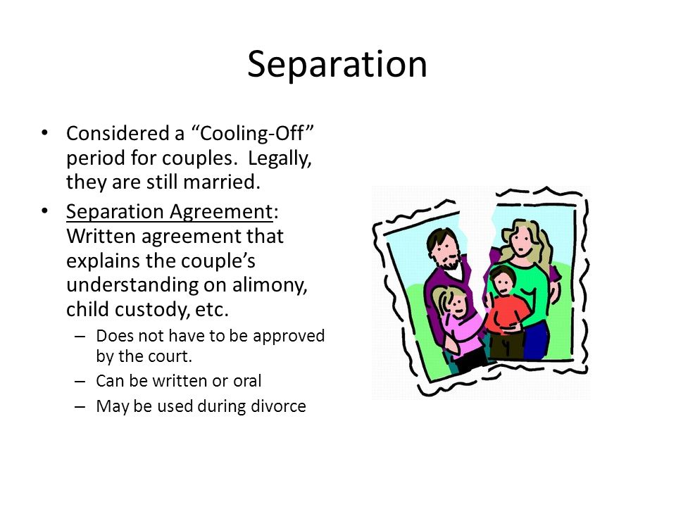 Divorce A Court Order That Legally Ends A Valid Marriage Ppt