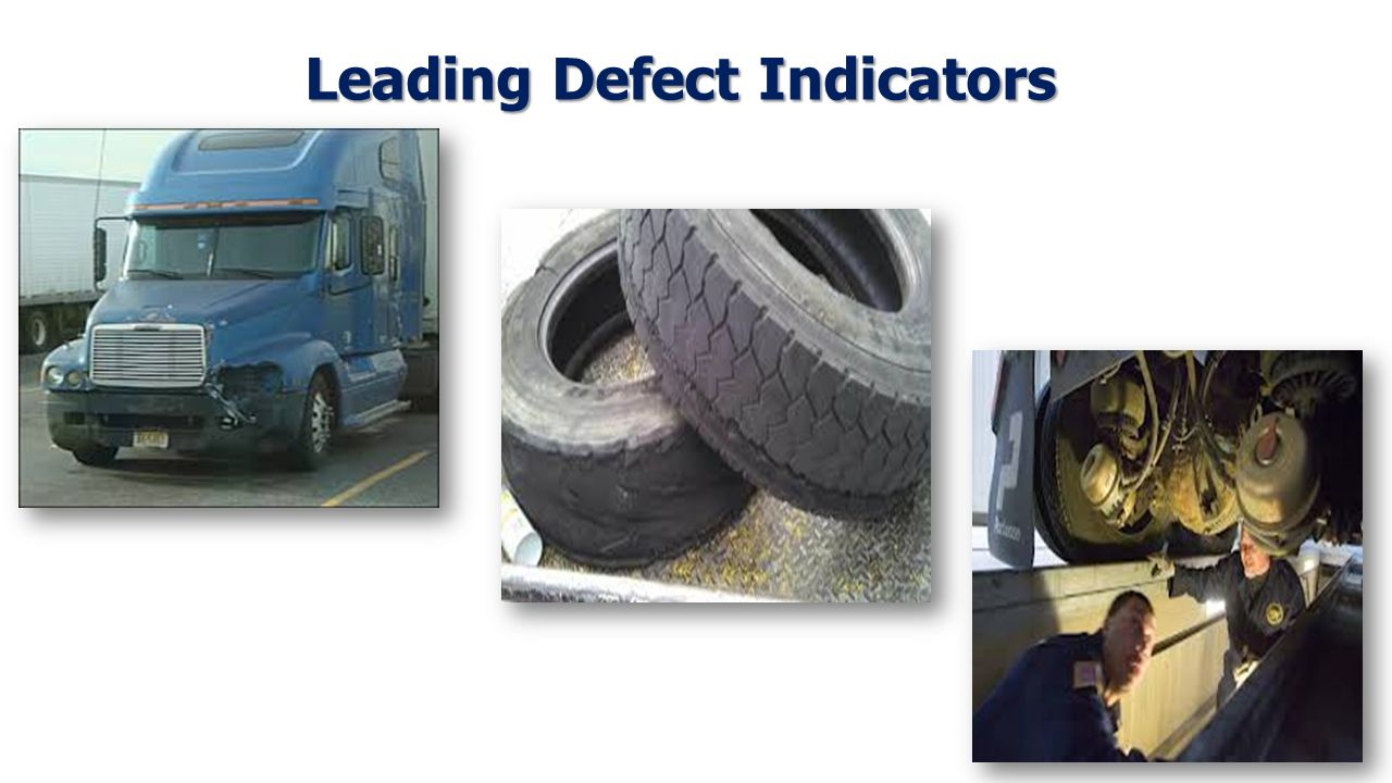 Leading Defect Indicators