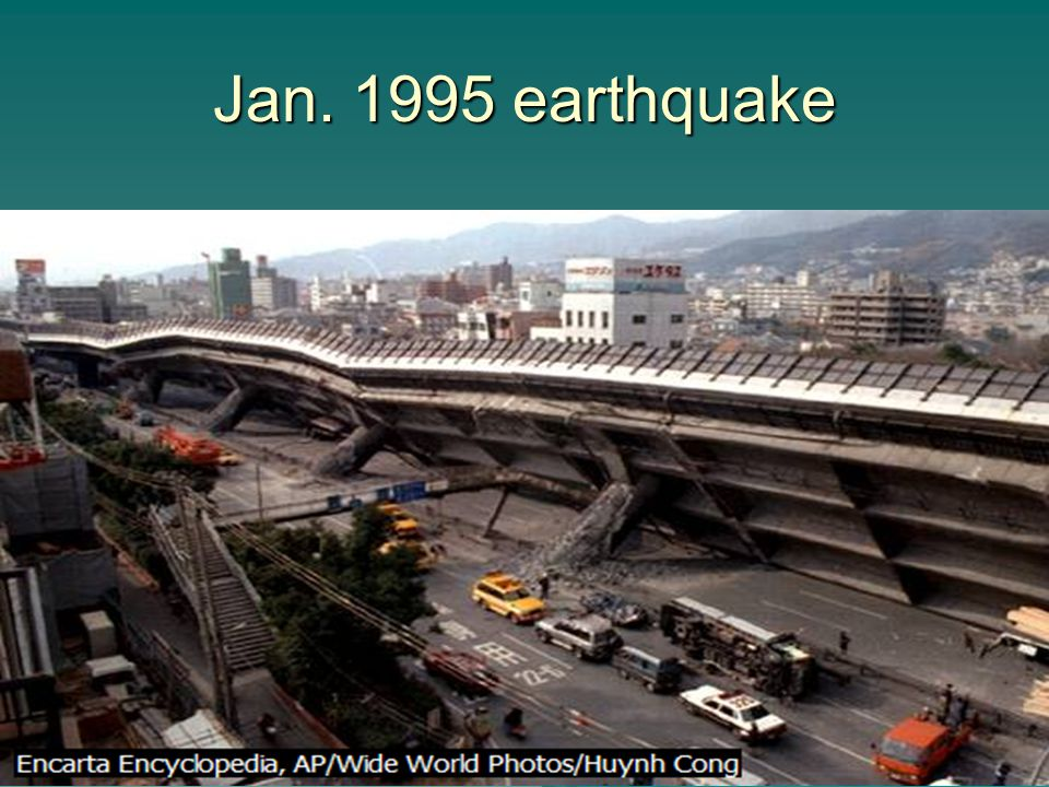 Jan earthquake