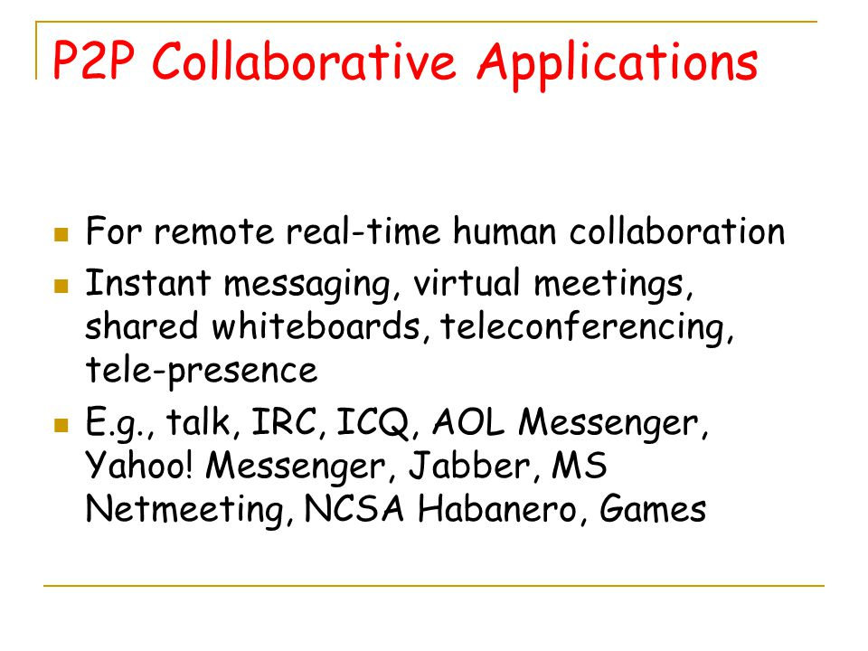 The Real-Time Conferencing Applications Classification Network News