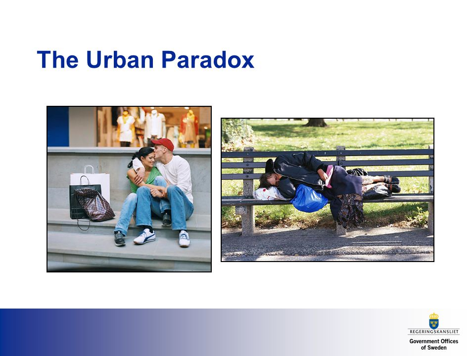 The Urban Paradox
