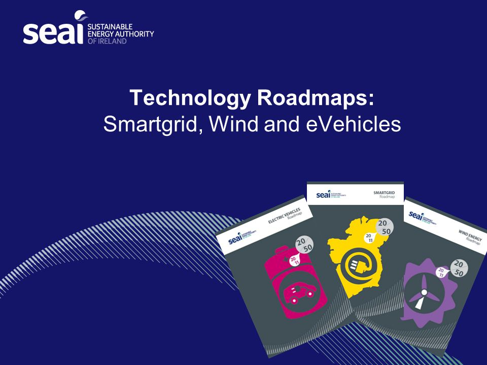 Technology Roadmaps: Smartgrid, Wind and eVehicles