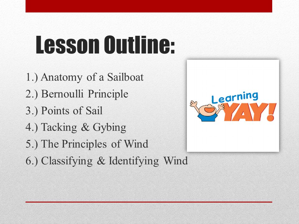 MUN Sailing Introduction to Sailing Theory Instructional Session #1 ...