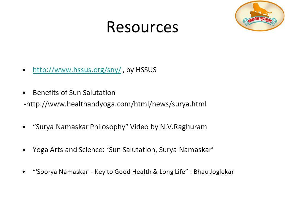 Surya Namaskar 101 Tool Kit For Sun Salutation Event Jan 2014 By
