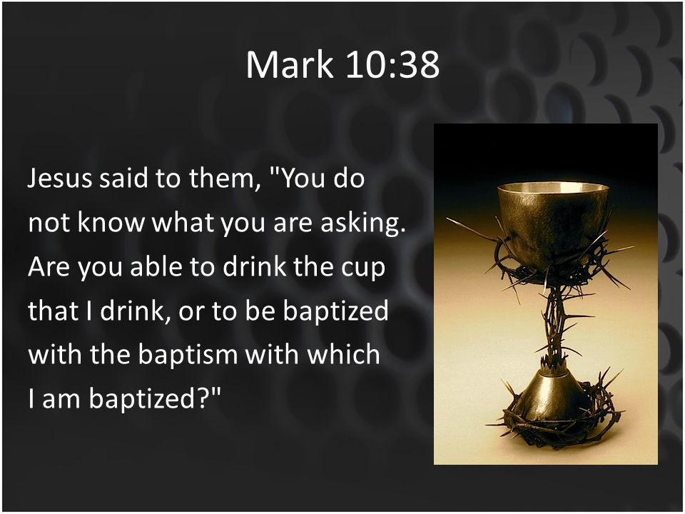 Image result for mark 10 can you drink the cup