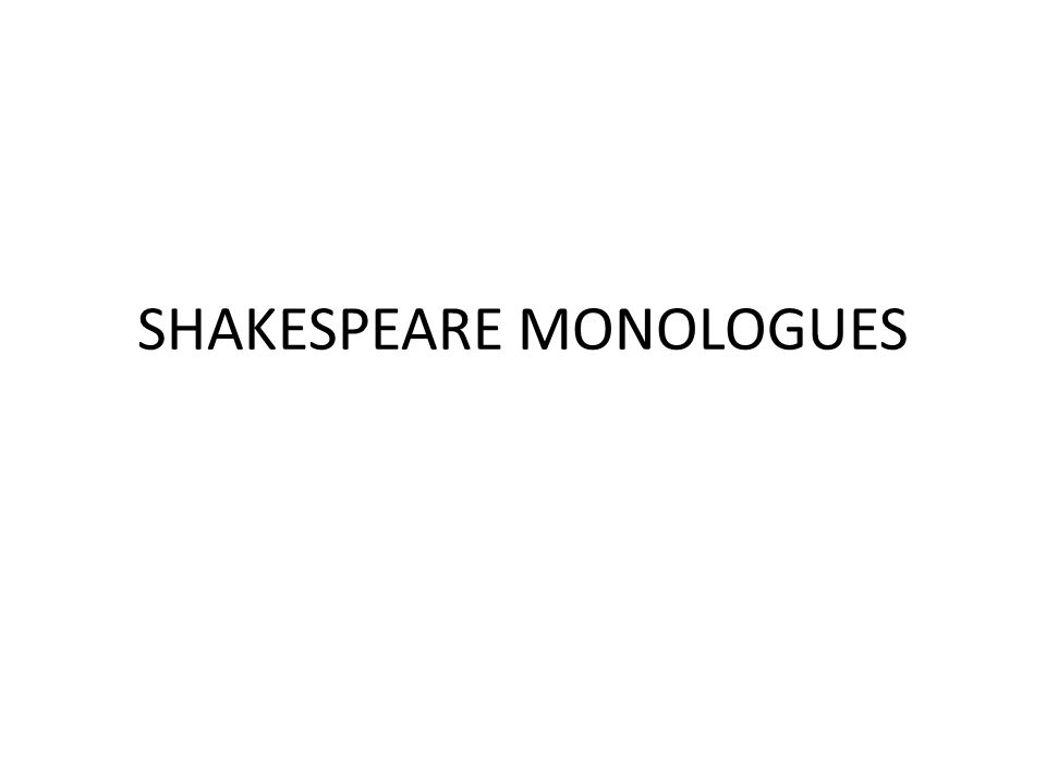 taming of the shrew kate monologue