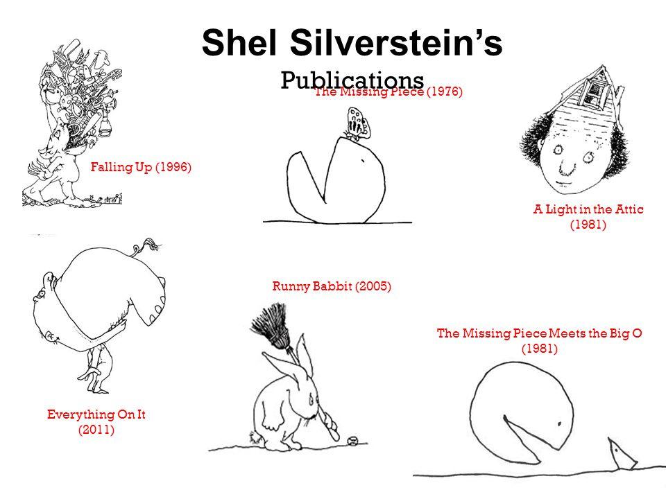 shel silverstein the missing piece - 960×720