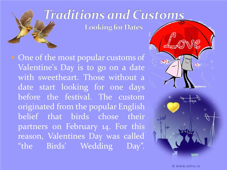 History Customs And Traditions Looking For Dates Wishing Happy