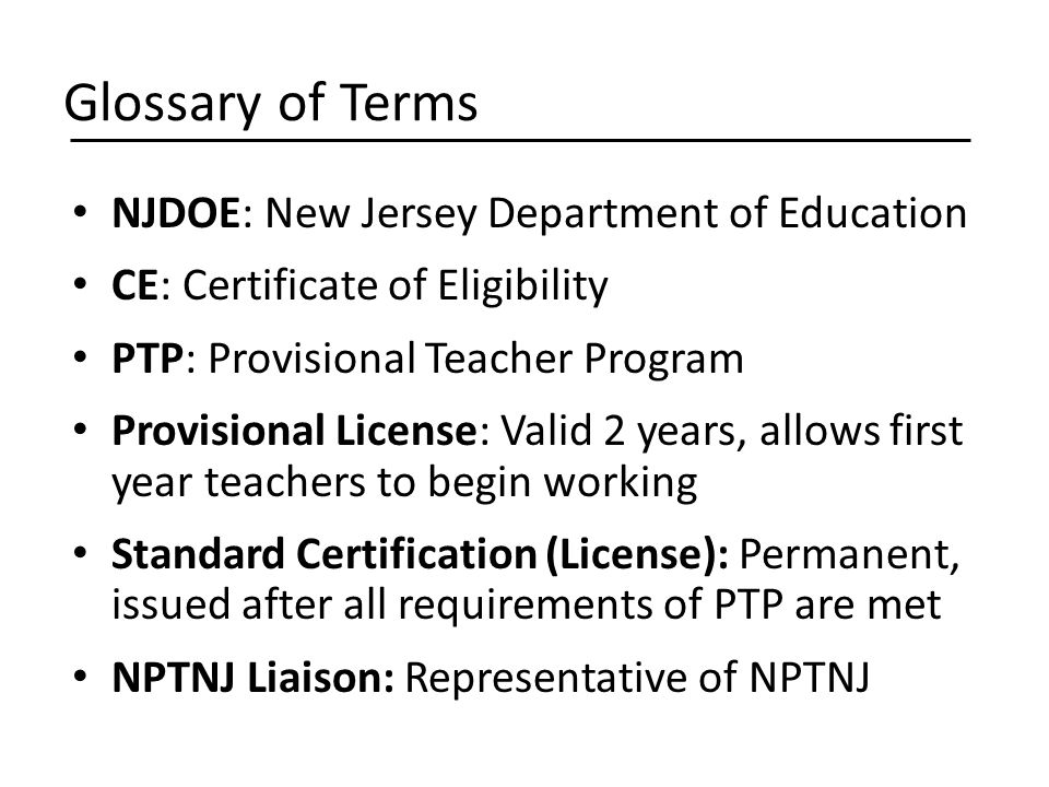 Bergen Community College New Pathways To Teaching In New Jersey