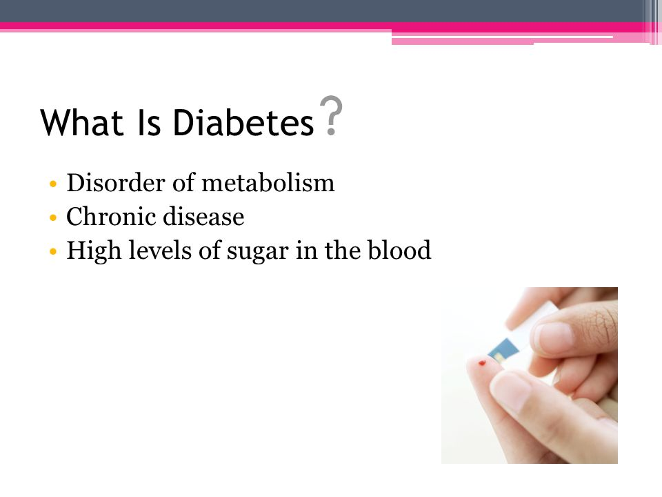 All About Diabetes By: Joanna Gomola For ages 18+