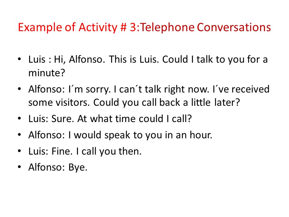 ENGLISH FIRST COURSE TOPIC: TELEPHONE CONVERSATIONS June 24, ppt