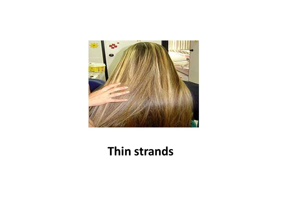 Thin strands