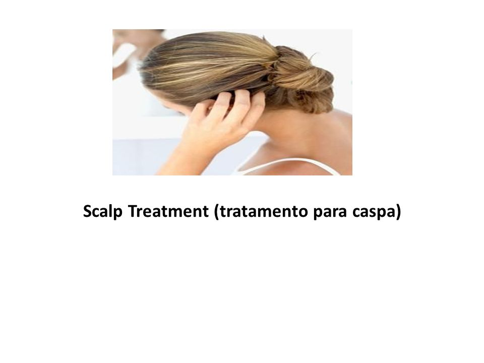 Scalp Treatment (tratamento para caspa)