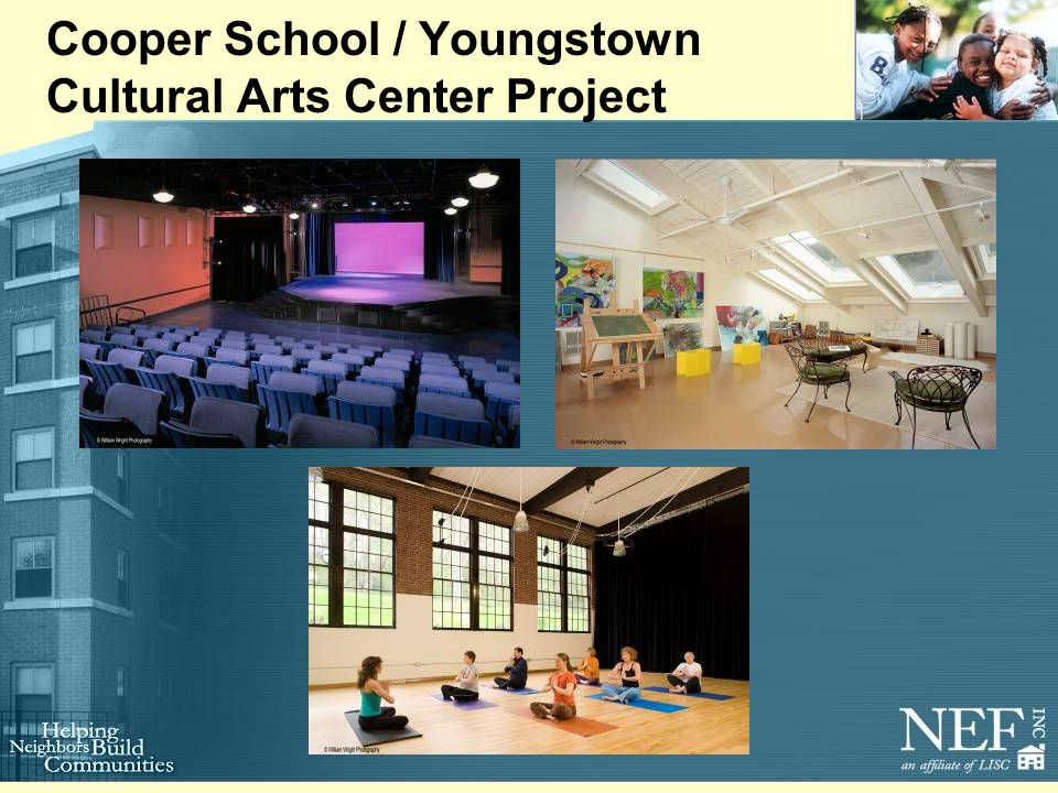 Cooper School / Youngstown Cultural Arts Center Project