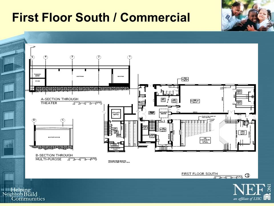 First Floor South / Commercial