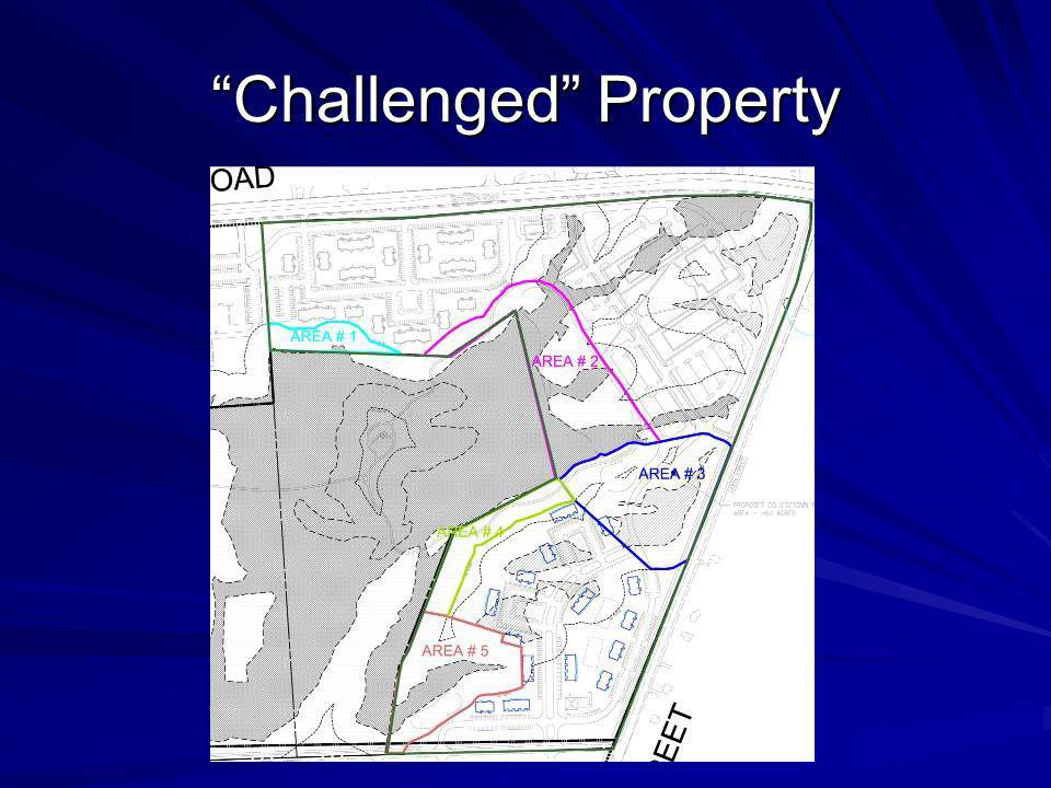 Challenged Property