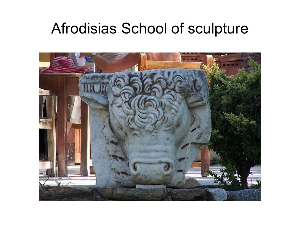 Afrodisias School of sculpture