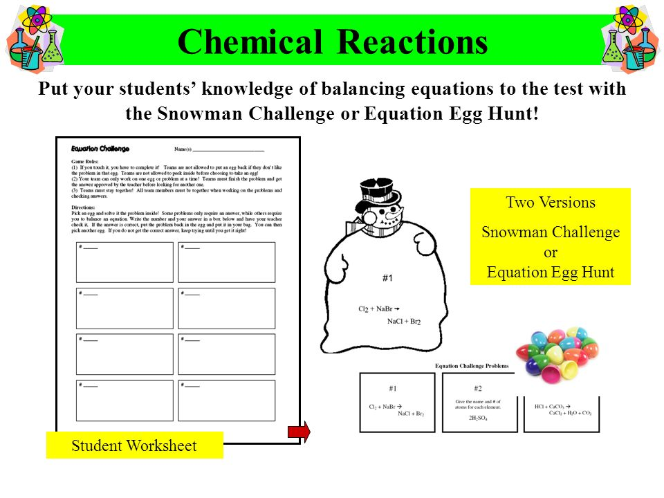 Printable Worksheets chemical reaction worksheets : Chemical Reactions Worksheets Free Worksheets Library | Download ...